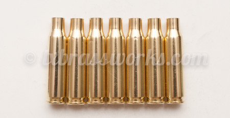 processed Lake City 308 Brass Processed 308 brass WCC 308